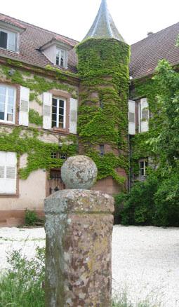Relais du gensbourg chambres d 39 h tes en alsace panorama - Chambre d hote eguisheim alsace ...